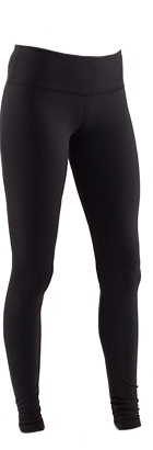 Lululemon Wunder Under leggings in black