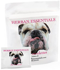 Herban Essentials Pet Towelettes