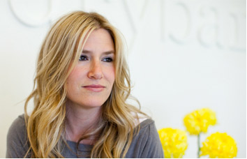 Alli Webb, founder of Drybar
