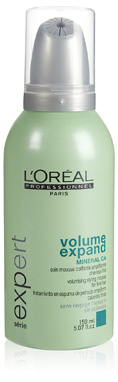 L'Oreal Expansion Volumizing Mousse