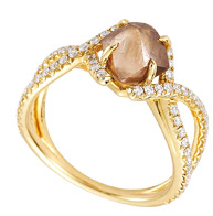 Diamond in the Rough Unity Ring