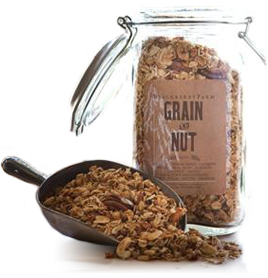 Grain and Nut Granola