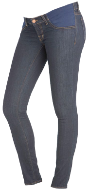 3401 Maternity Legging in Starless
