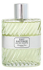 Christian Dior's Eau Sauvage