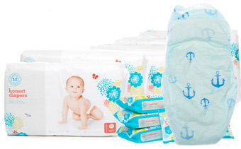 Honest Company Diapers