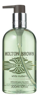 Molton Brown Fine Liquid Hand Wash in White Mulberry