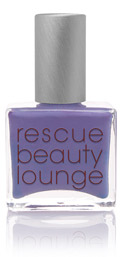 Rescue Beauty Lounge nail polish in Purple Haze
