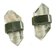Better Late Than Never Herkimer Diamond Earrings