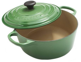 le creuset french cast-iron oven