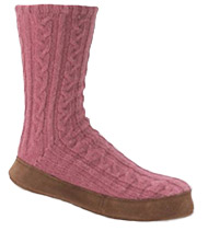 LL Bean Slipper Socks