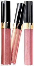 Chanel Lipgloss Trio