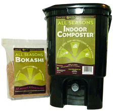 Indoor Kitchen Composting Kit