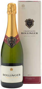 Bollinger Champagne