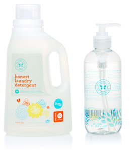 The Honest Co. Laundry Detergent