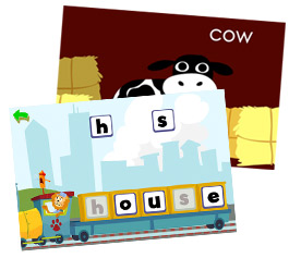 iPad Zoo Train and Peekaboo Barn Apps
