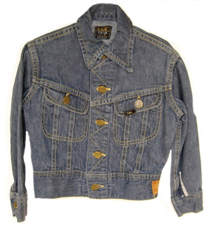 Lee Rider Jean Jacket for Kids