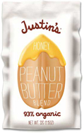 Justin's Honey Peanut Packs