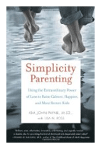 Simplicity Parenting