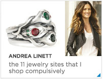 Andrea Linette--The 10 Jewelry Lines I turn to All the Time