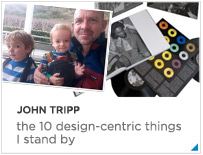 The 10: John Tripp, founder of Jesse's Threads