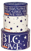 Starry Skies Cake Tins Set