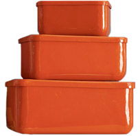 Rectangular Biscuit Tins