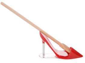 Stiletto Spoon Rest