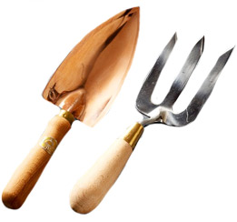 Williams-Sonoma Personalized Garden Tools