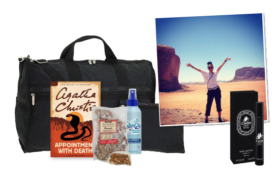 ELIZABETH KIESTER: The 14 Essentials That Keep Me Ready For The Unexpected