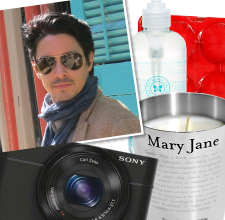 The 10: Frederick Bouchardy--Founder, Joya Studio Perfumerie