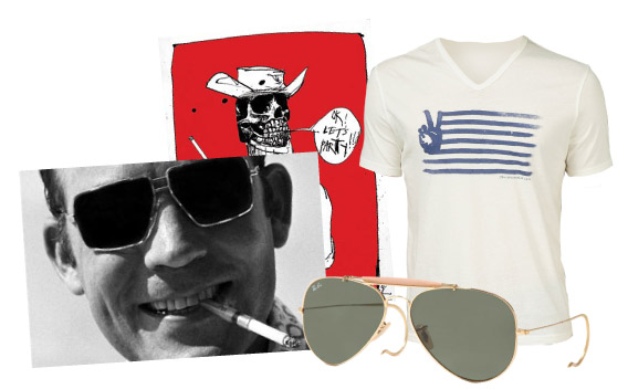 You're the Man: Hunter S. Thompson