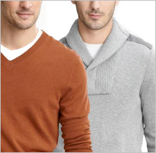 Ease Into Fall: Sweaters