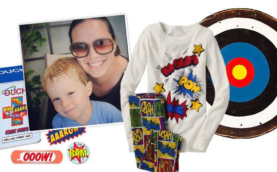 HEATHER JOHN: The 12 Things Every Superboy Needs for His Bedroom