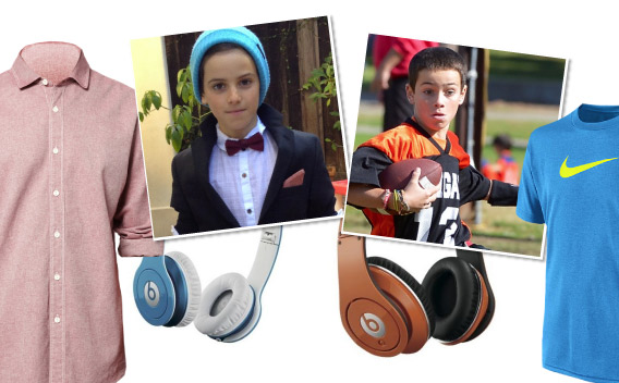 Aidan + Ethan Weinrot: The 28 Things We'd Like For Hanukkah