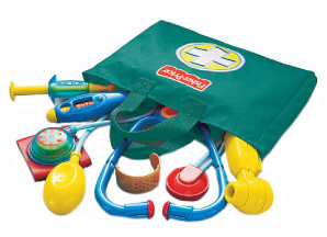 Fisher Price Medical Kit