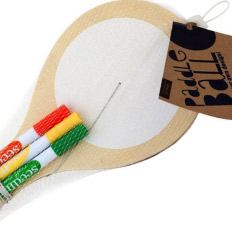 Paddle Ball With Your Own Design