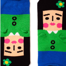 Hansel From Basel Kids Socks