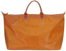 Clare Vivier Leather Weekender