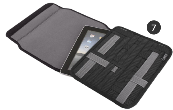 Cocoon Innovations GridIt Organizer for iPad