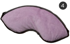DreamTime Lavender Velvet Sleep Mask