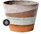 Inventory Ceramics Handmade Planter