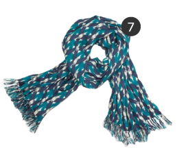 Tory Burch Indio Scarf