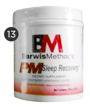 Barwis Sleep Recovery