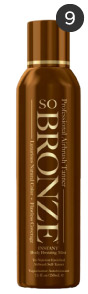 Sobronze Sunfree Self Tanning Spray