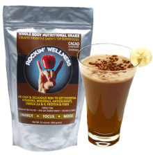 Rockin' Wellness Total Body Health Shake
