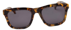 Karen Walker Deep Freeze Tortoise Sunglasses