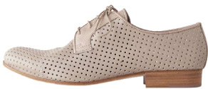 Jil Sander Perforated Oxfords