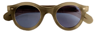 Vintage-Inspired Cutler & Gross Sunglasses
