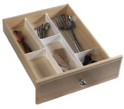 The Container Store Custom Drawer Organizers