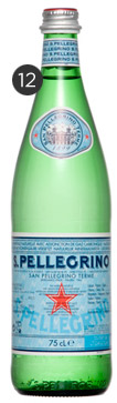 Pellegrino Bottled Water